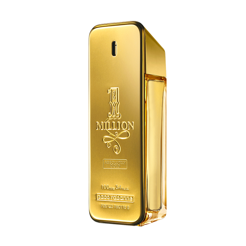 PACO RABANNE - ONE MILLION ABSOLUTELY GOLD EDP 100 ML