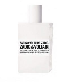 ZADIG - FOR HER EDP 100 ML