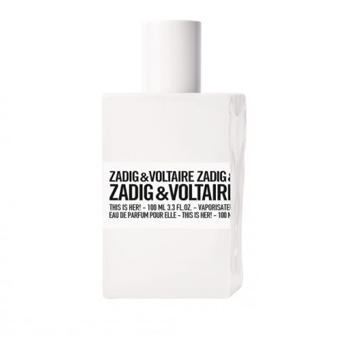 ZADIG - FOR HER EDP 100 ML