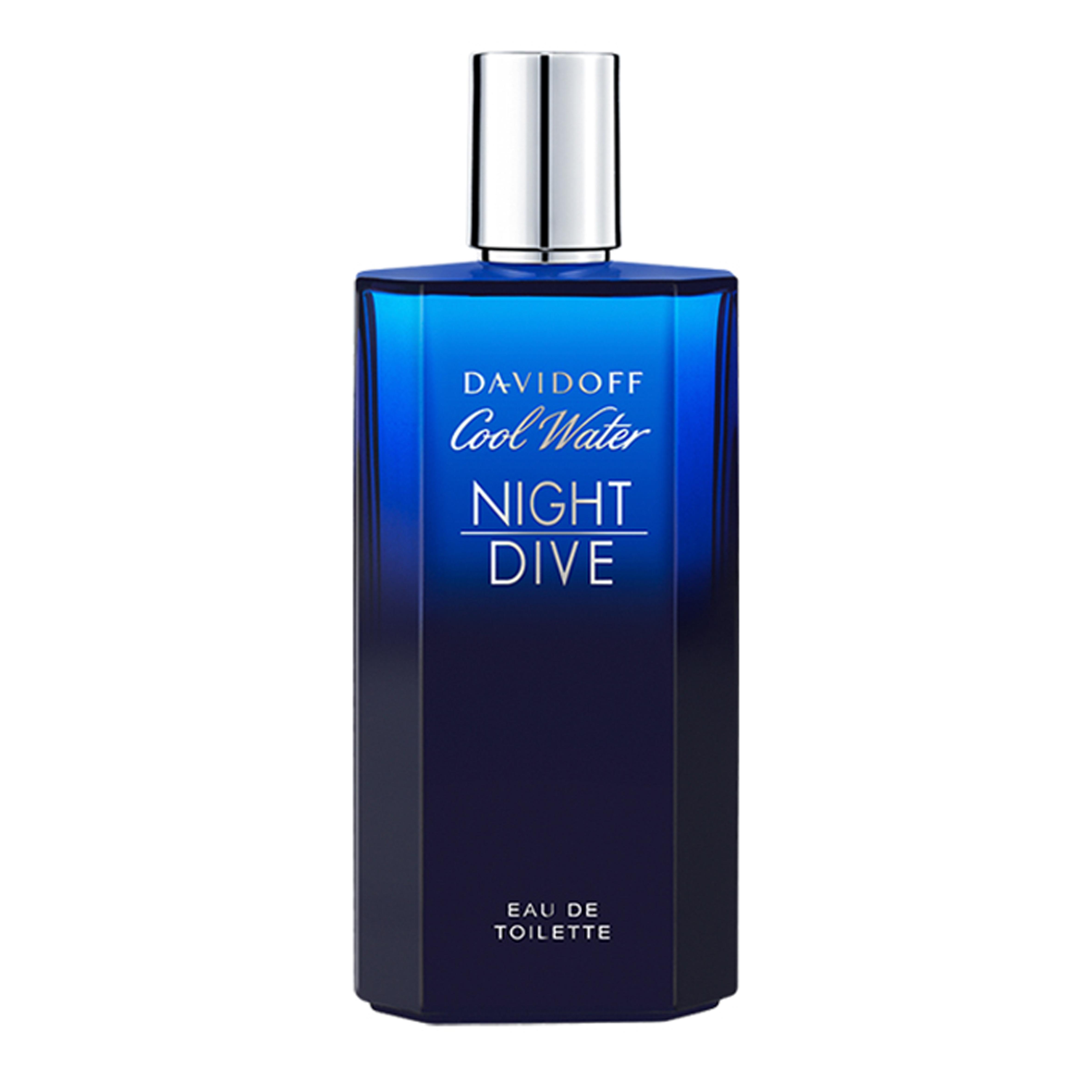 DAVIDOFF - COOL WATER NIGHT DIVE EDT 125 ML