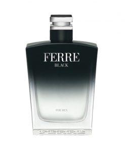 GIANFRANCO FERRE - MAN BLACK EDT 100 ML