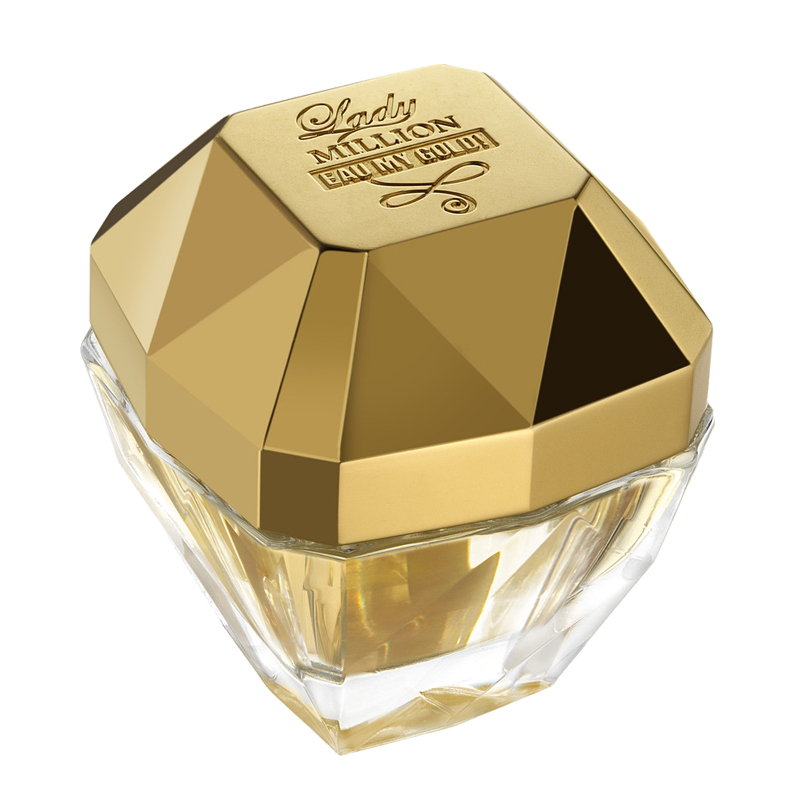 PACO RABANNE - LADY MILION MY GOLD EDT 80 ML