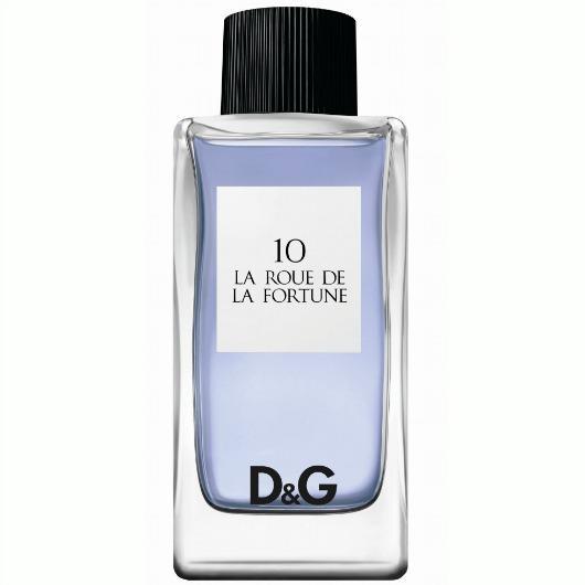 DOLCE E GABBANA - 10 LA ROUE DE LA FORTUNE EDT 100 ML