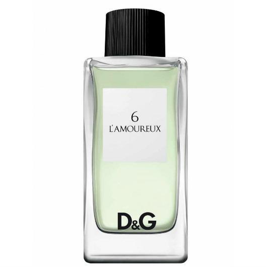 DOLCE E GABBANA - 6 LAMOREUX EDT 100 ML