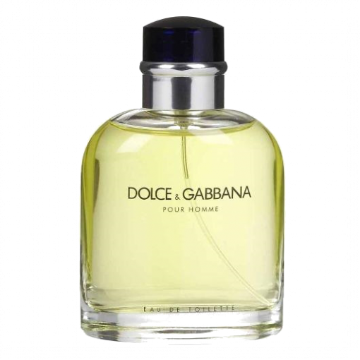 DOLCE E GABBANA - POUR HOMME EDT 125 ML