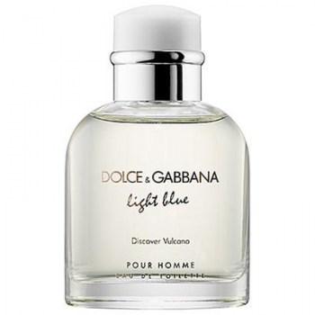 DOLCE E GABBANA - LIGHT BLU DISCOVER VULCANO EDT 125 ML