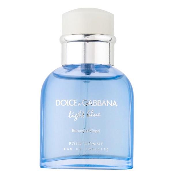 DOLCE E GABBANA - LIGHT BLUE BEAUTY OF CAPRI EDT 125 ML