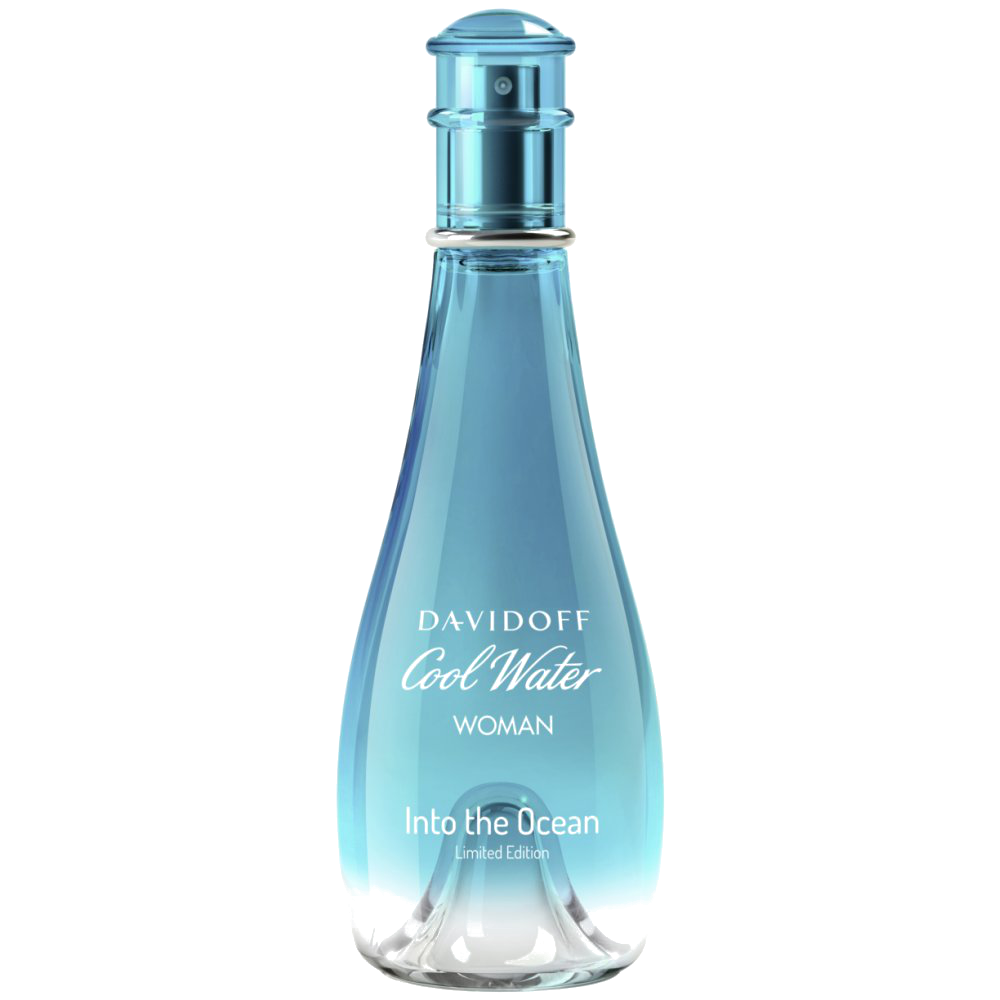 DAVIDOFF - COOL WATER EDT 100 ML DONNA