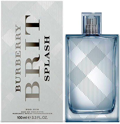 BURBERRY - BRIT RHYTHM SPLASH EDT 100 ML