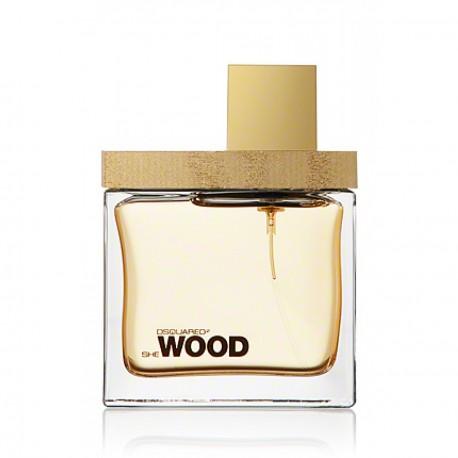 DSQUARED - WOOD SHE GOLDEN EDP 100 ML